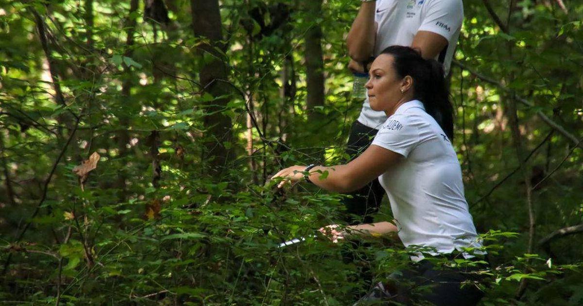 Video: kettagolfar Kristin Tattar heitleb maailma paremikuga