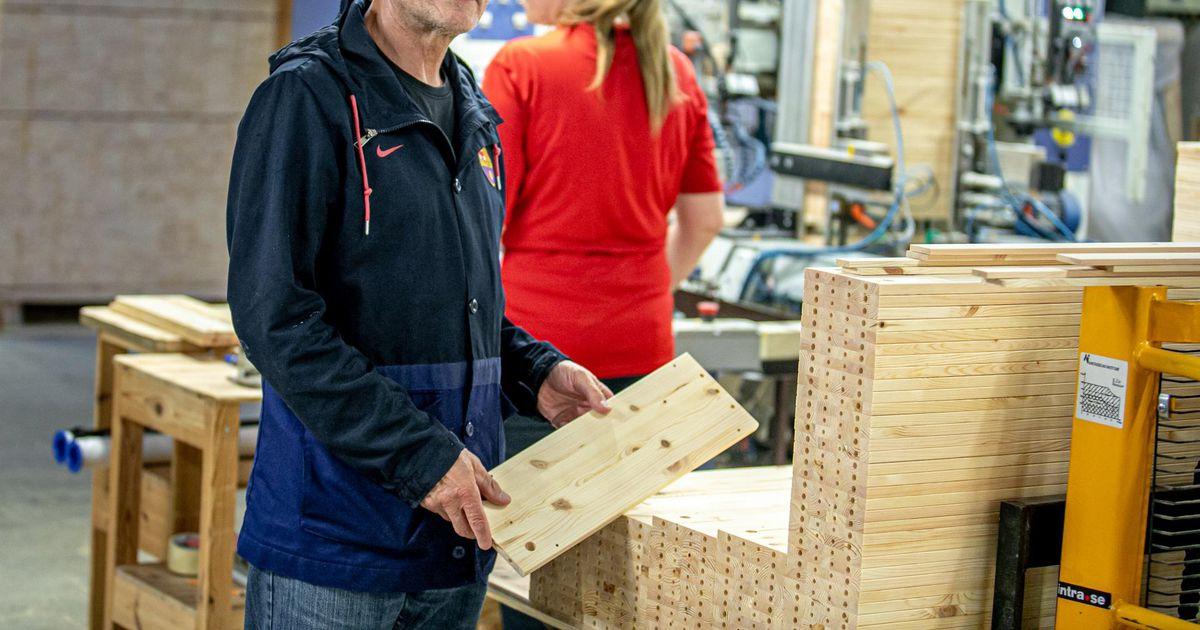 Toetusmiljonid lükkavad Karksi-Nuia puidutööstusele uue hoo sisse