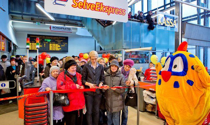 68efa20f383 Pildid: Balti jaamas avati Selveri pood - Kaup ja teenus - Tarbija