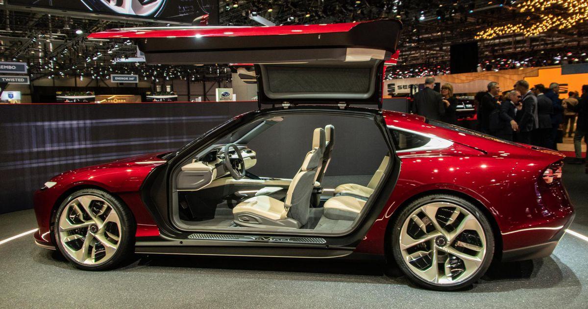 Genfi autonäitus. Millist tulevikku ennustavad ideeautod?