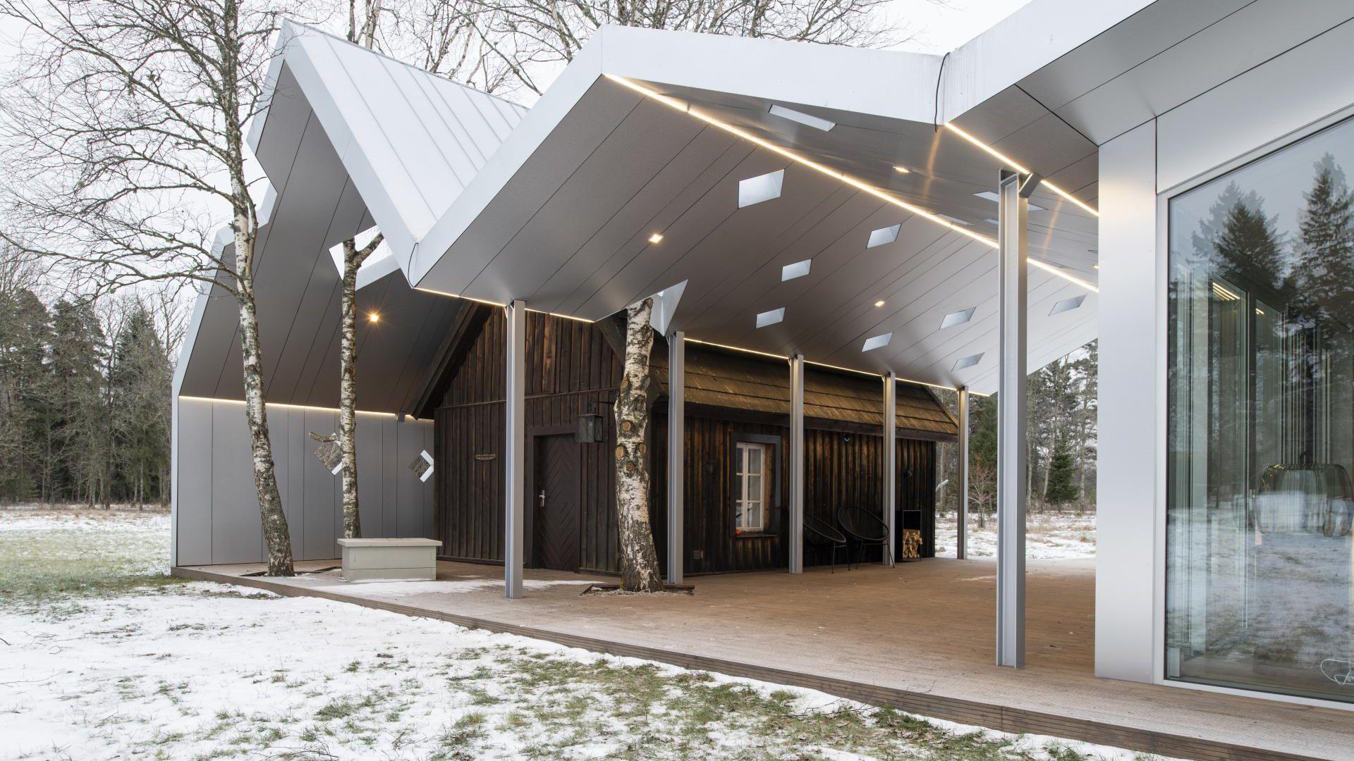 Just selline näeb välja kõige säravam arhitektuur:
