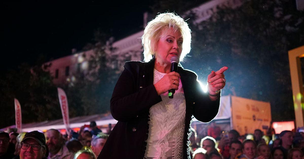 Anne Veski ja Nublu Rally Estonia kontserdilt kadus elekter