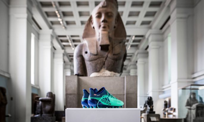 30b51f2dcc3 Salahi putsadest saab Briti Muuseumi eksponaat - Inglise liiga ...
