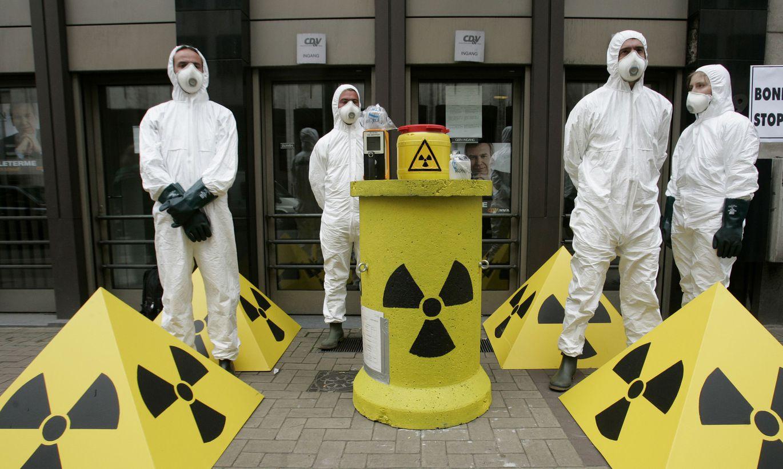 Радиоактивные отходы - мифы и правда