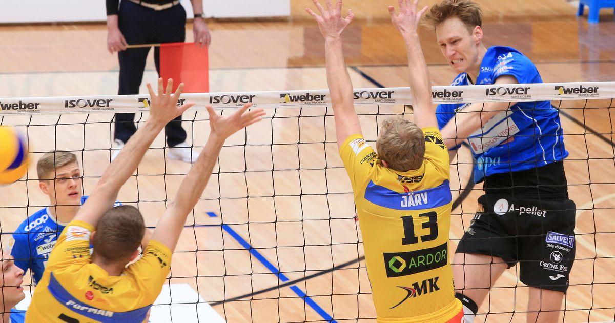 Kaks korda kaotusseisust välja tulnud Rakvere viigistas poolfinaalseeria Tartu vastu
