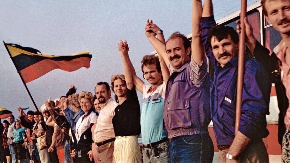 Baltijas ceļš Vijas atmiņās