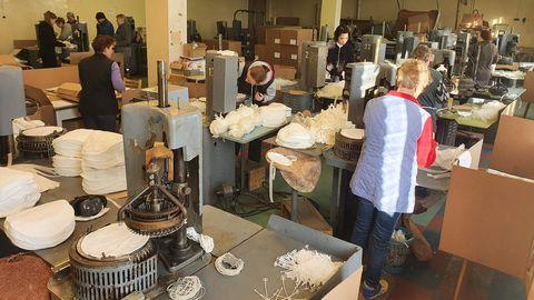 Sillamäe tehas võtab tööle 50 inimest, et suurendada kaitsemaskide tootmist