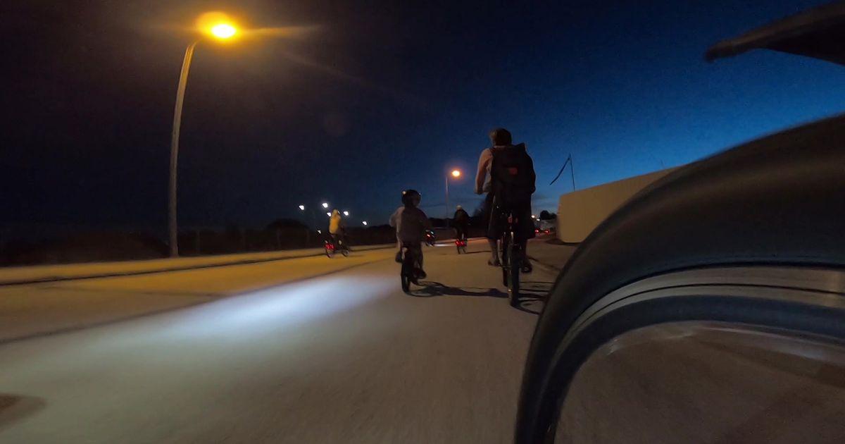 Video: ratturid vallatlesid taas öises linnas