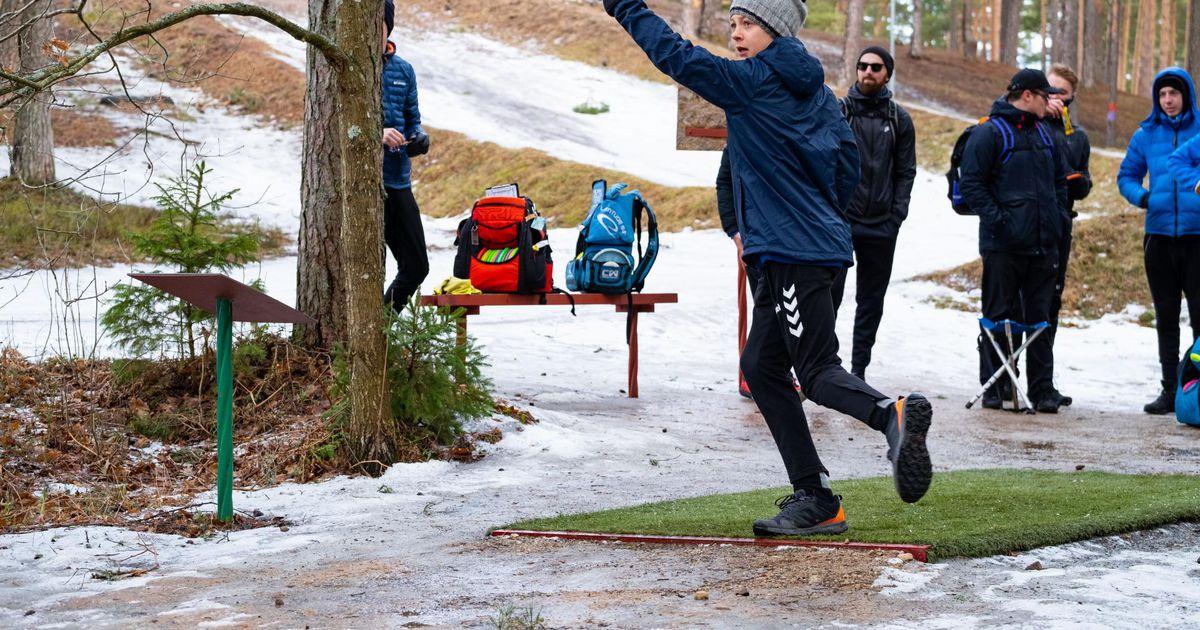 Pärnakad jätsid talvistel kettagolfimeistrivõistlustel kolm tiitlit koju