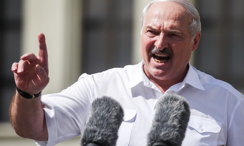 Александр Лукашенко. ФОТО: Valery Sharifulin/Valery Sharifulin/TASS