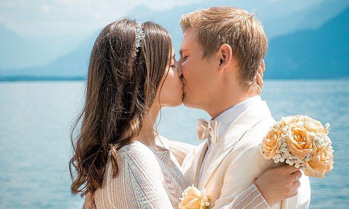 Сын Валерии тайно женился на однокласснице