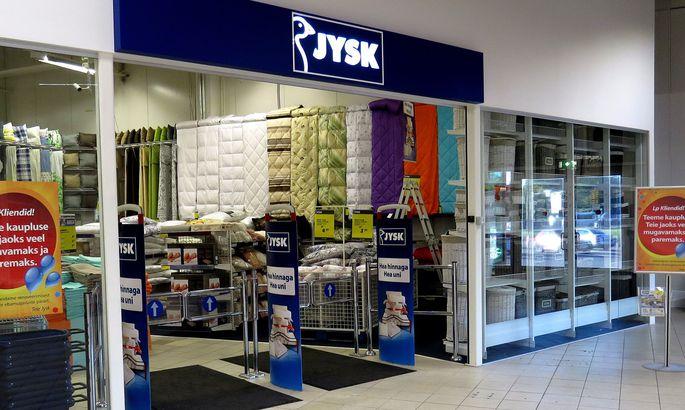 5678df87b11 JYSK kulutas poe sisekujundusele 160 000 eurot - Kaup ja teenus ...