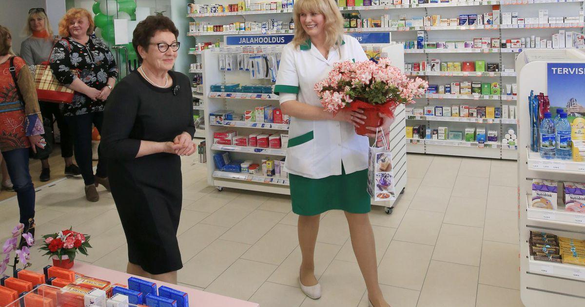 Elva haiglas avas pika pausi järel uksed apteek