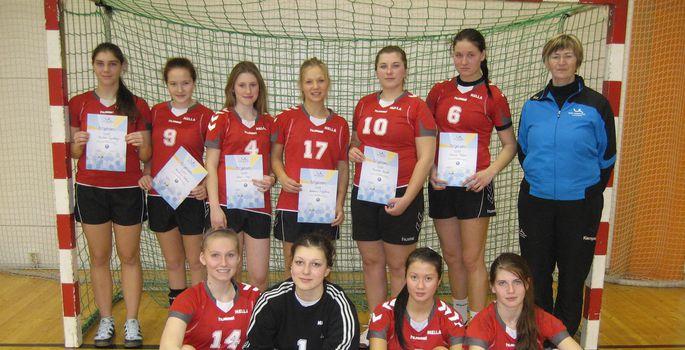 e338bfc051f Sk Reval-Sport tuli naiste käsipalli karikavõitjaks - Käsipall ...