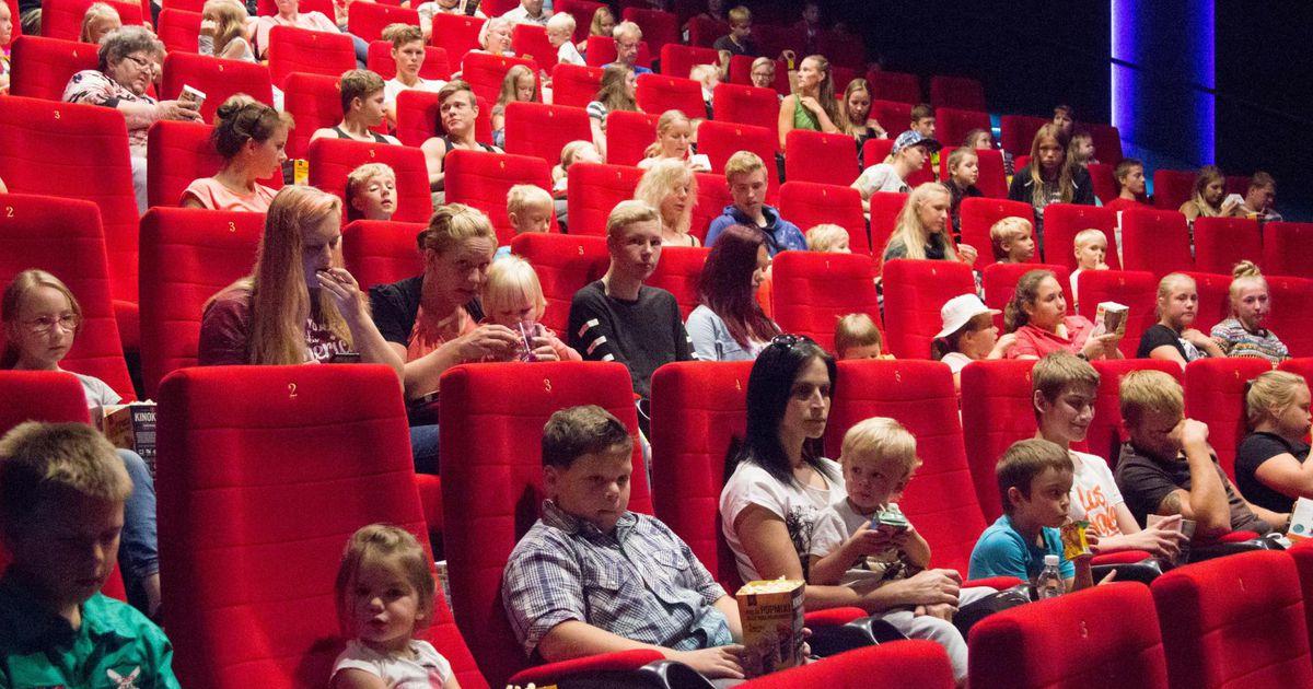Centrumi kino kaks aastat: 440 000 liitrit popkorni ja