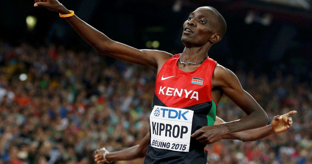 Kolmekordsele maailmameistrile ja olümpiavõitjale määrati nelja-aastane võistluskeeld