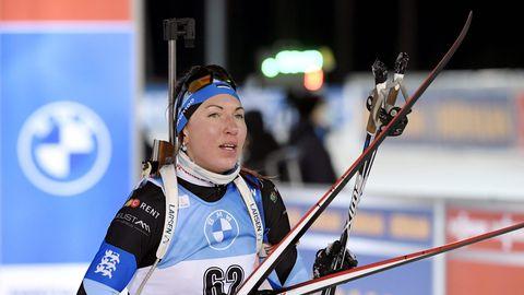 Laskesuusatamise MMi esimene kuld rändas Norrasse, Eestile 19. koht