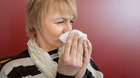 Praegu on ülemiste hingamisteede viiruste hooaeg.