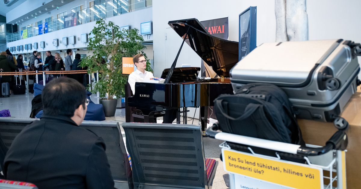Fotod ja video: pianist Arko Narits andis kümnetunnise mammutkontserdi
