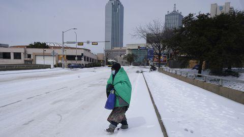 Texase osariigis on talvetormi tõttu 3,5 miljonit inimest vooluta
