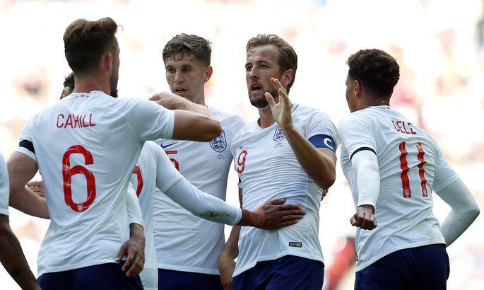 5114471f166 Inglismaa koondis kogus võiduga Nigeeria vastu MMiks enesekindlust ...