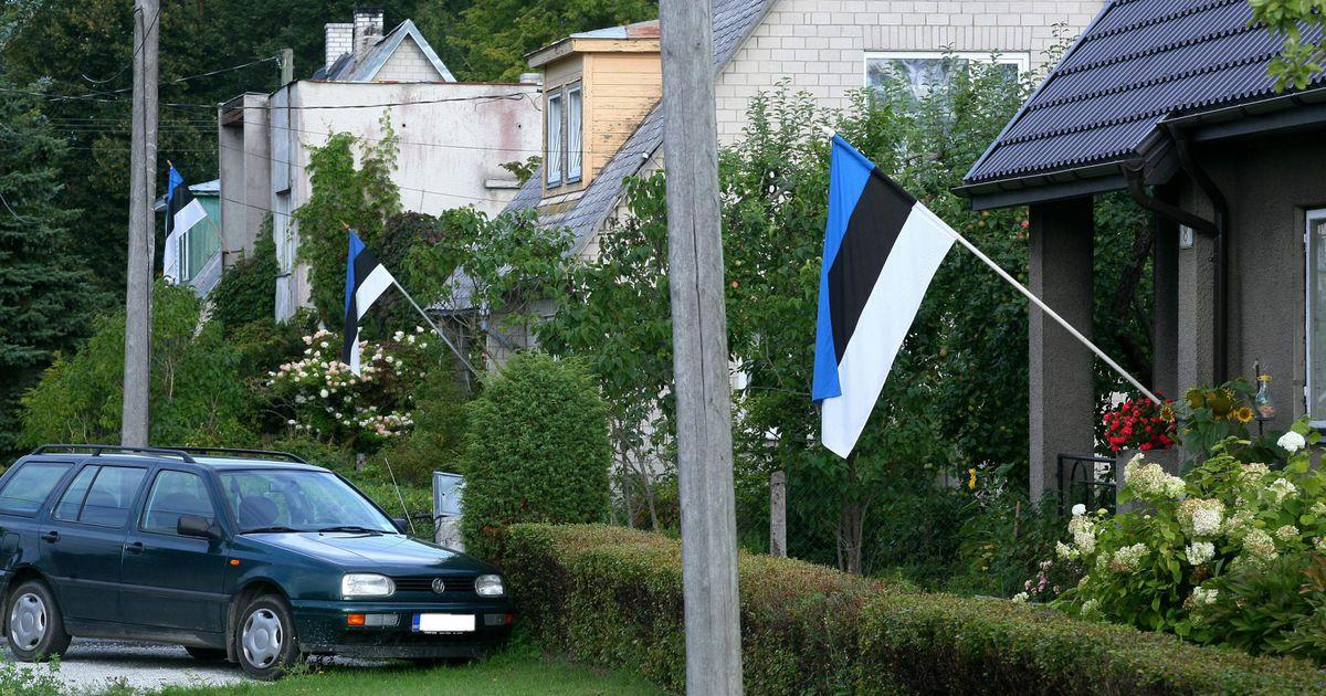 Isadepäeval heisatakse Eesti lipp