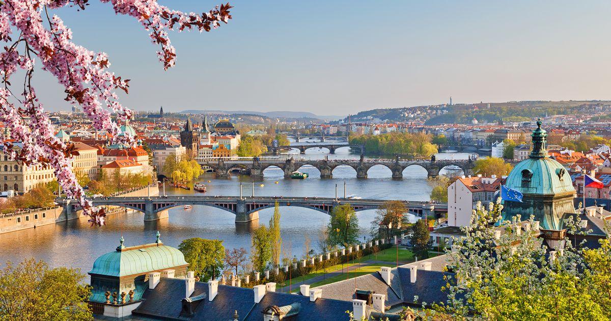 Tänased reisileiud:50 euroga imekaunisse Prahasse