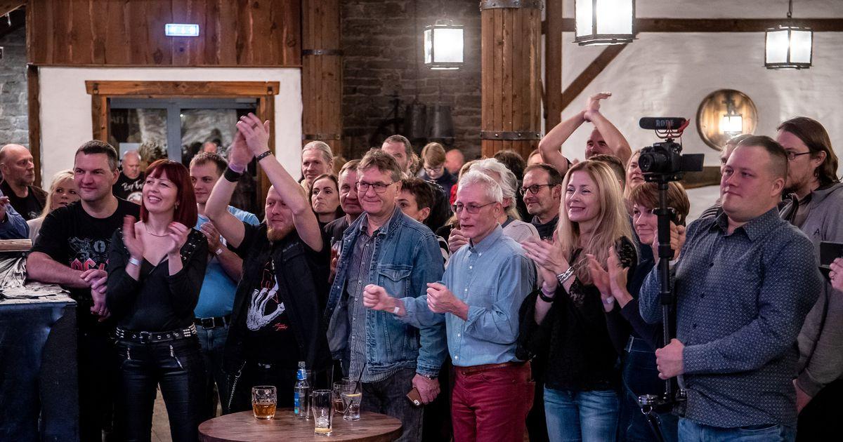 Galerii: Tallinnas toimus Gunnar Grapsi mälestuskontsert, mis meelitas kohale rohkelt rokisõpru