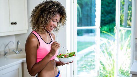 Üheksa viga, mida trennihullud toitumises sageli teevad ning kogu vaeva sekundiga nullivad