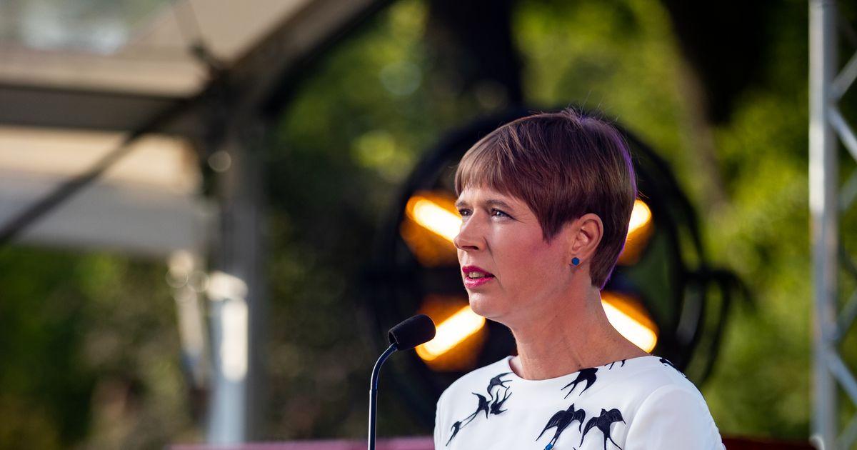 Jaak Jõerüüt: presidendi kõne kui sõnavabaduse vili