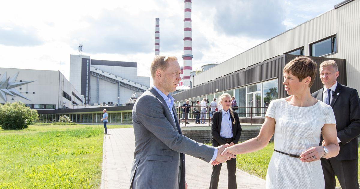 Presidendi külaskäik põlevkivienergeetikutele tulevikuoptimismi ei lisanud