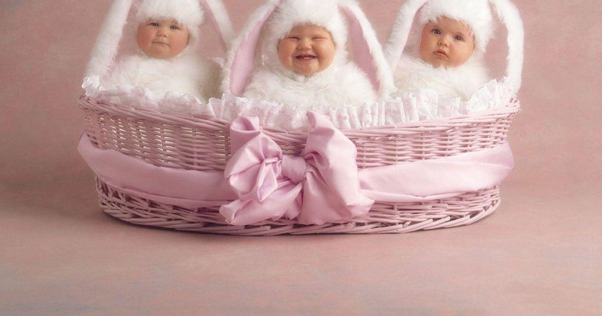 фото тройняшек прикольное поздравление ребенка решает внутренних