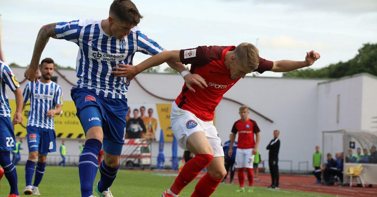 Külalised Montenegrost võitsid Rakvere staadionil Narva Transi