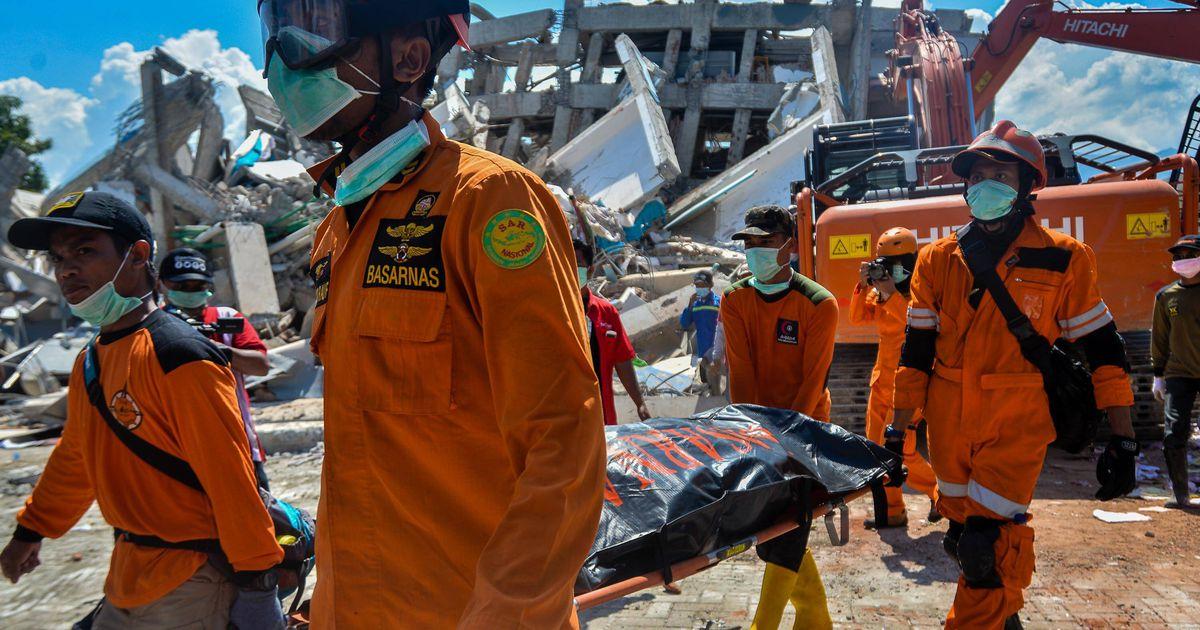 4fc82622922 Indoneesia maavärinas ja hiidlaines hukkunute arv tõusis 1347-ni