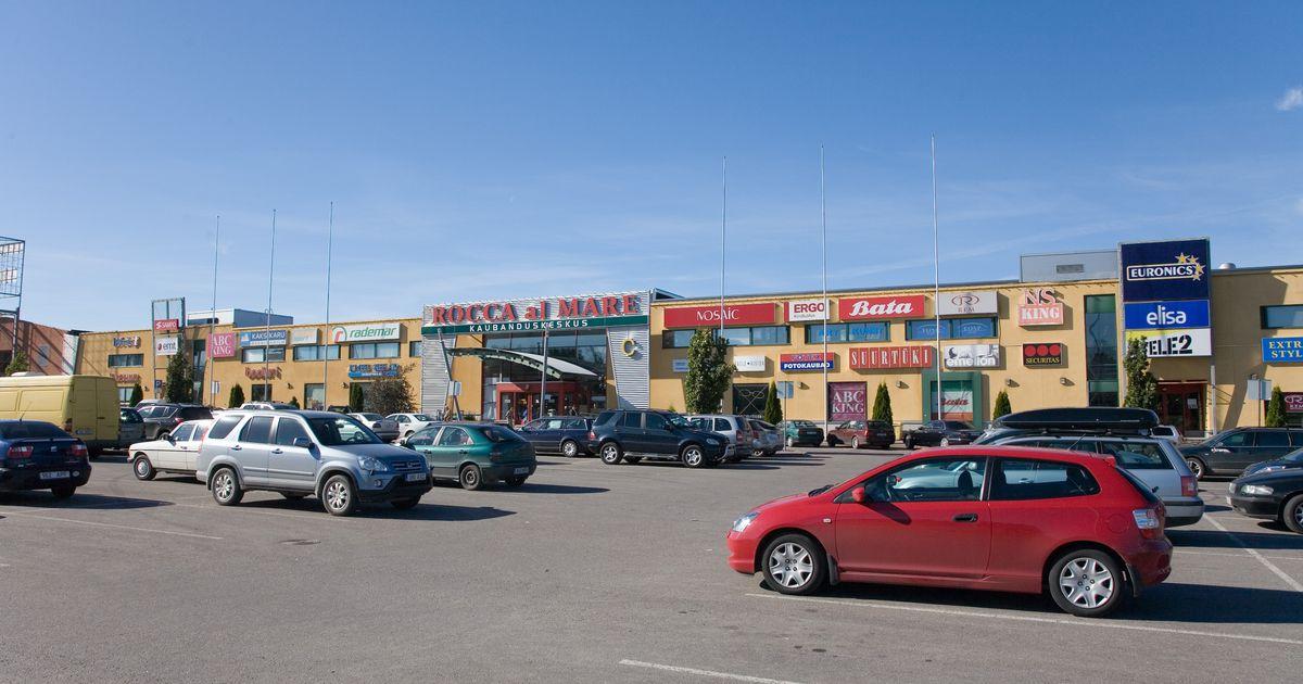 8efcc231d26 Haruldased pildid: 20 aastat Rocca al Mare keskust - Kaup ja teenus -  Tarbija