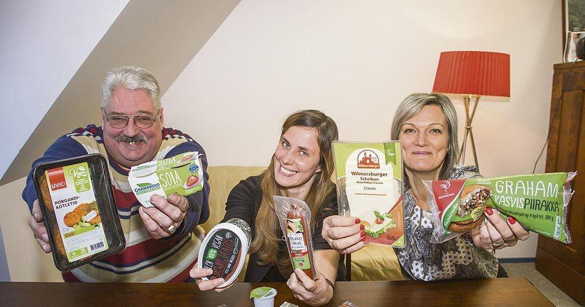 Taimetoidumessil tutvustavad oma tooteid pärnumaalasedki