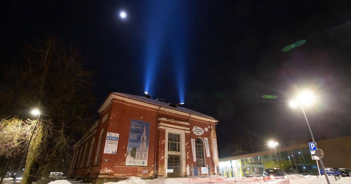 Maarja kiriku tuled kustuvad