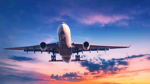 Россия возобновляет международные авиарейсы с 1 августа