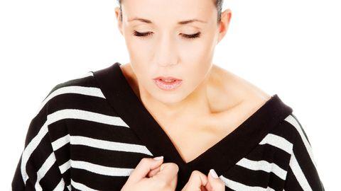 Naistel võib tekkida infarkti puhul tunne, nagu oleks ümber keha visatud lasso, mida koomale tõmmatakse ning tekib suur õhupuudus.