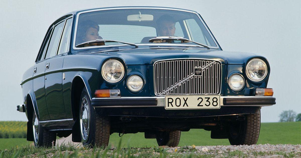 The Prestigious Symbol Of The Sixties Volvo 164 Celebrates Its
