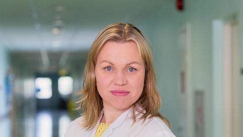 Onkoloog dr Kristiina Ojamaa.
