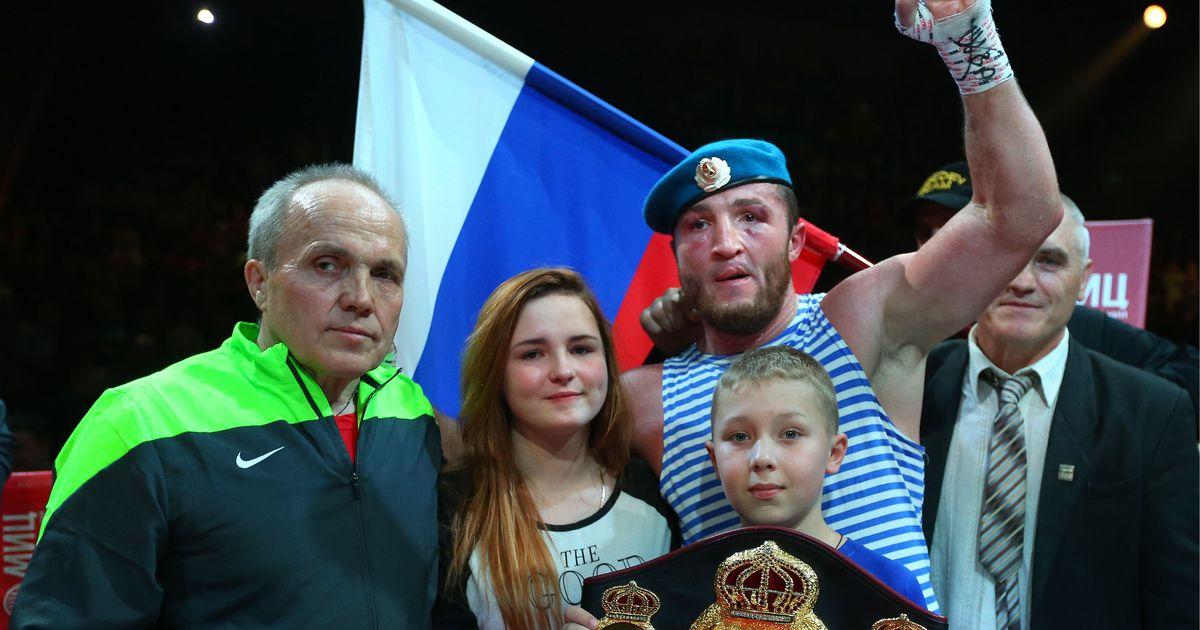 жены русских боксеров фото лечения