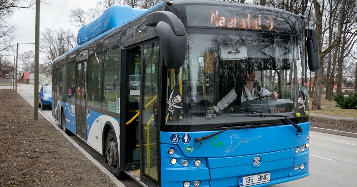 Bussiliiklus liigub tagasi vanadesse rööbastesse