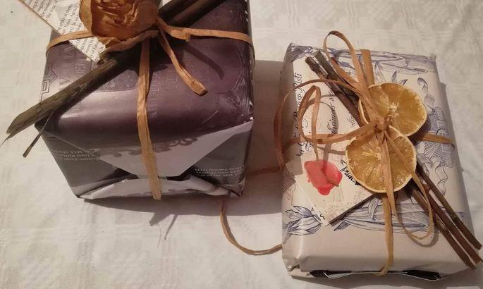 5cd97ccd5e7 Ära kuluta raha pakkepaberile: hulk nippe, kuidas oma kingid ...