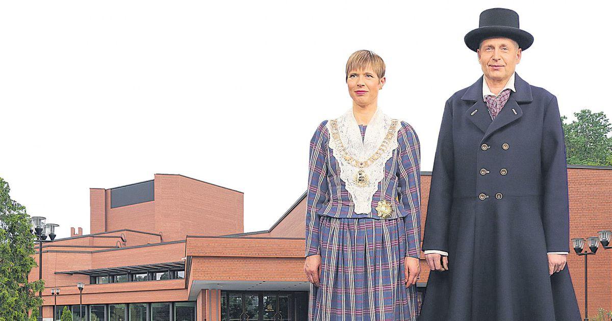 President ootab vabariigi aastapäeval külalisi Viljandisse