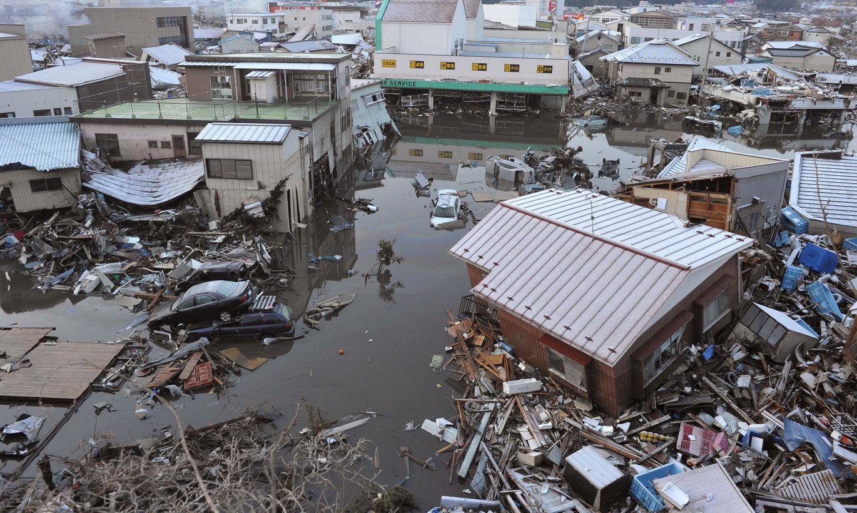 The 2011 earthquake off the Pacific coast of Tōhoku 東北地方太平洋沖地震 Tōhokuchihō Taiheiyō Oki Jishin was a magnitude 9091 M w undersea