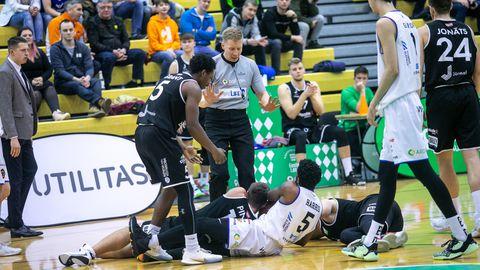 Läti üks paremaid korvpalliklubisid pakkis pillid kotti
