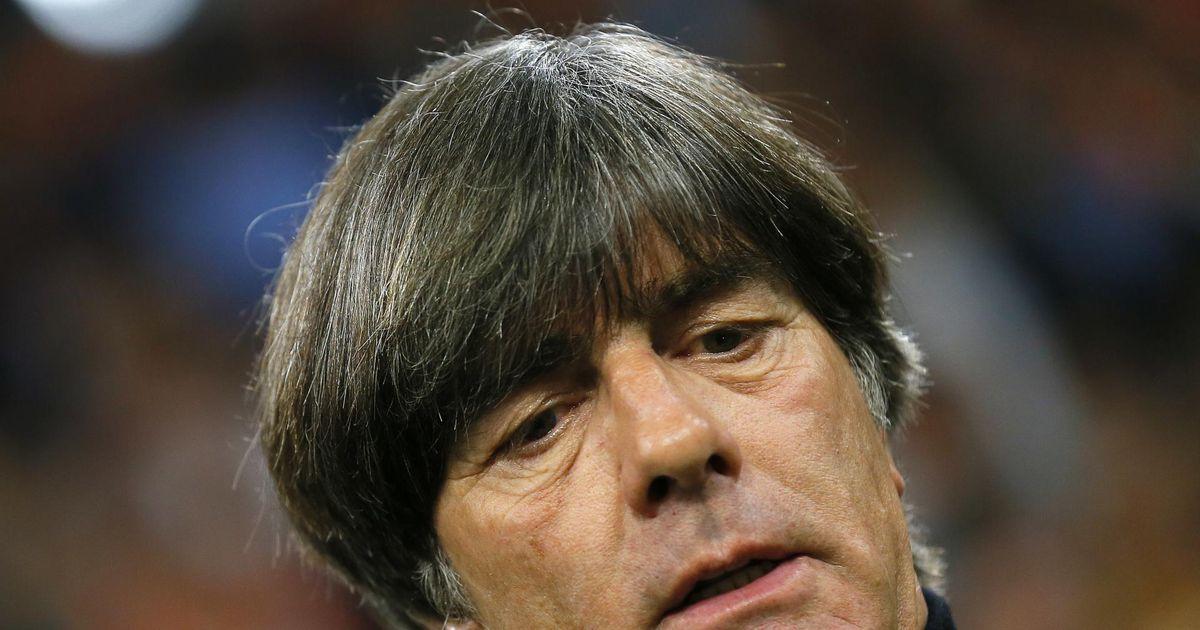 Joachim Löw: Emre Cani taklamine oli kindel punane kaart ja siin ei ole midagi vaielda
