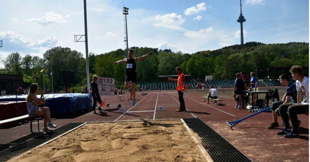 Valga sportlased uuendasid taas Eesti rekordeid