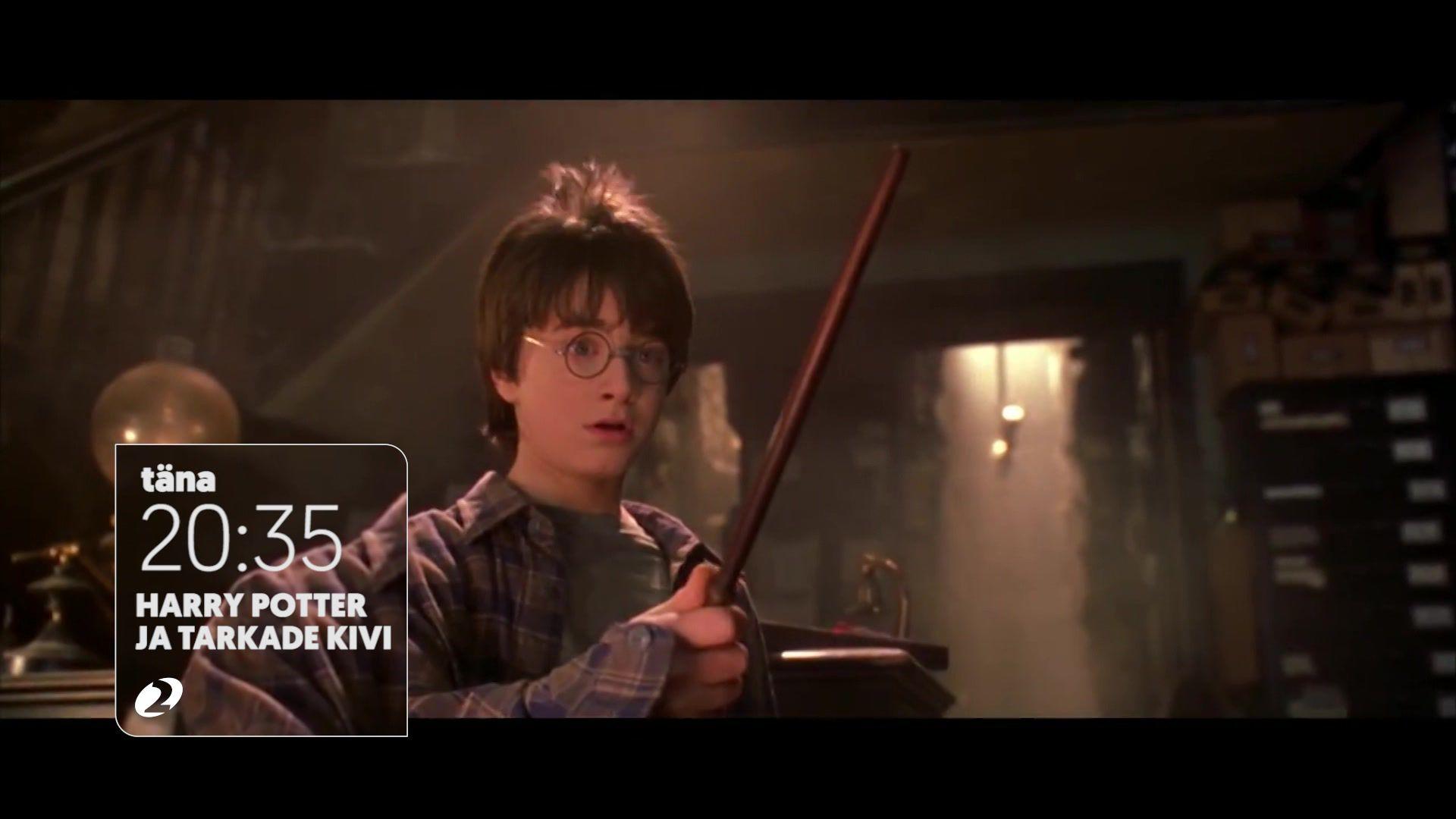 59f8febdbc4 Võluõhtu Kanal 2s: «Harry Potter ja tarkade kivi» viib tagasi aega, kus  Harry ja ta sõbrad alles võluriteed alustasid - Postimees TV - videod,  saated, ...